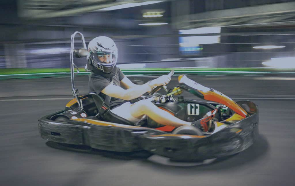 Our Sodi Racing Go Karts