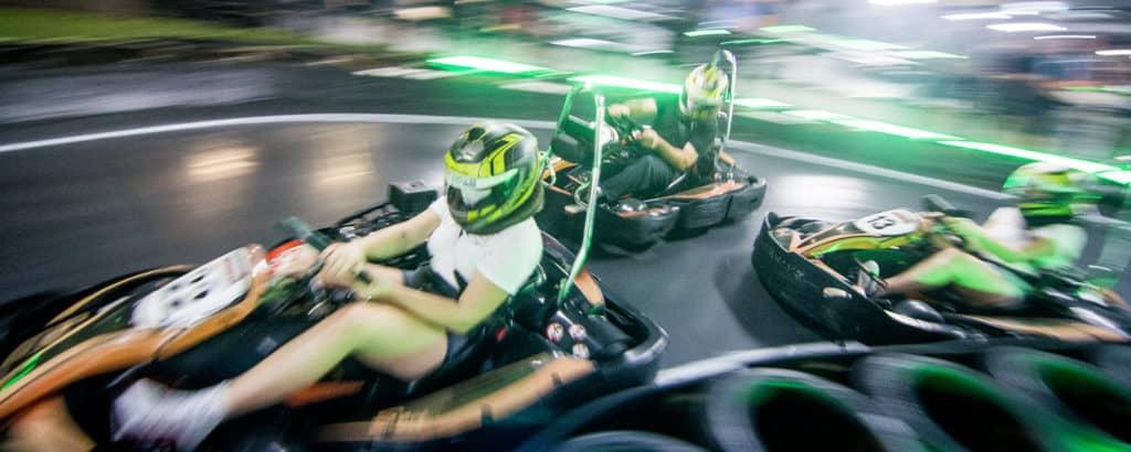 Go Kart Racing on the Gold Coast